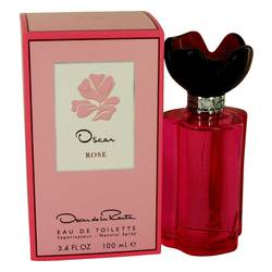 Oscar Rose Eau De Toilette Spray By Oscar De La Renta