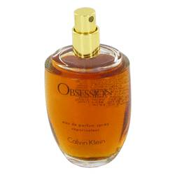 Obsession Eau De Parfum Spray (Tester) By Calvin Klein