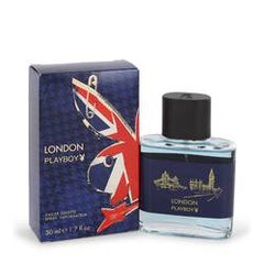 Playboy London Eau De Toilette Spray By Playboy