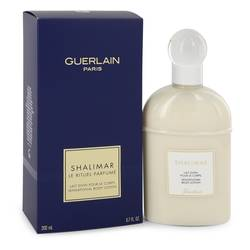 Shalimar Body Lotion By Guerlain