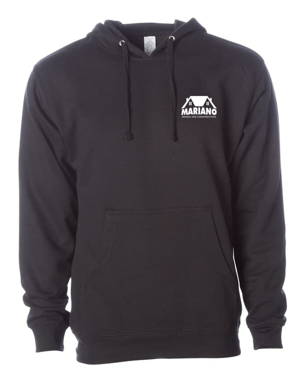 Mariano Construction Hoodie - Black