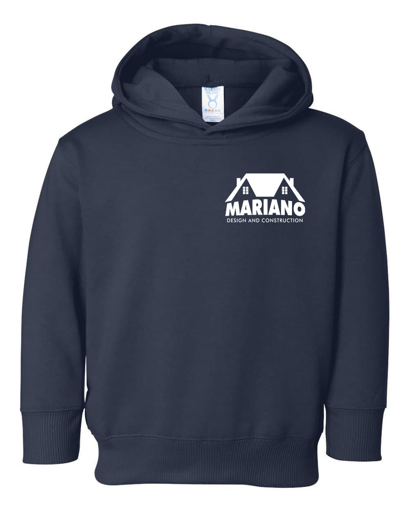 Mariano Construction Kids Hoodie - Navy