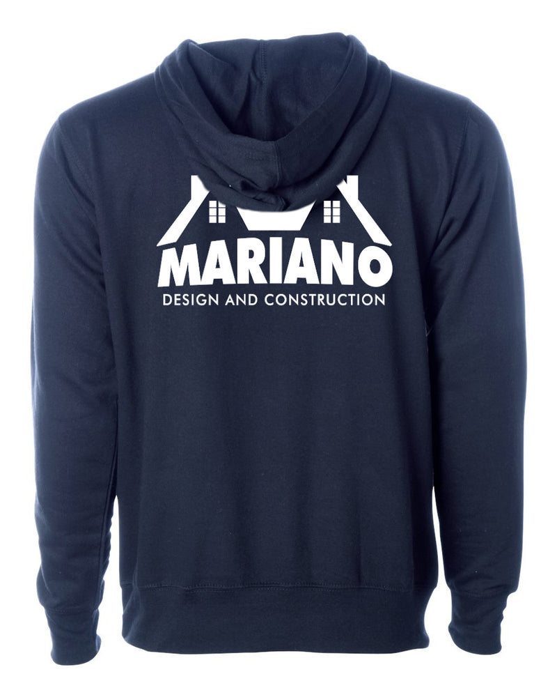 Mariano Construction Hoodie - Navy