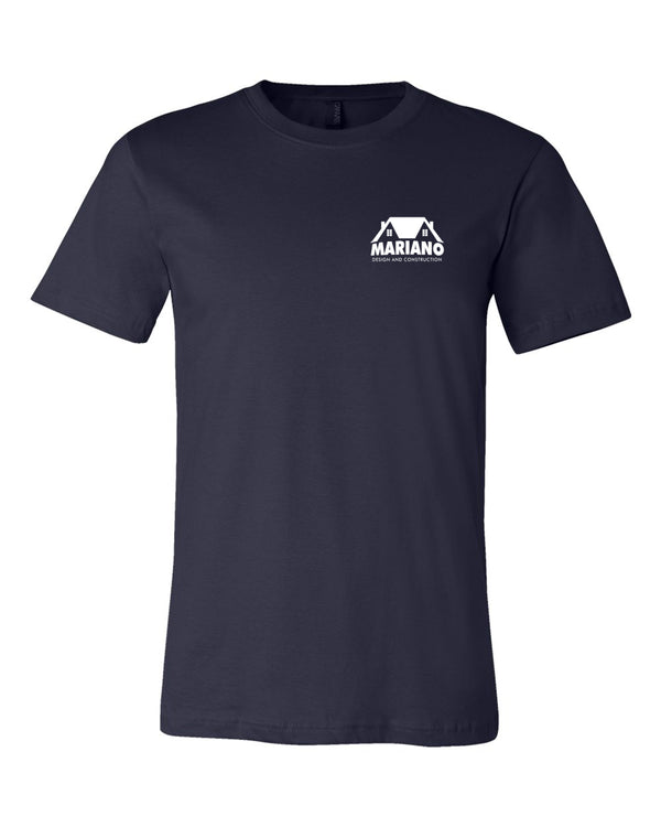 Mariano Construction Navy T-Shirt