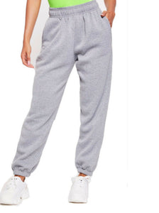 Grey 2 Piece Jogger And Hoodie Set