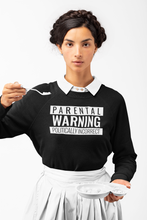 Load image into Gallery viewer, Politically Incorrect Jumper | Black