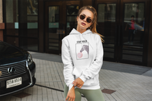 Load image into Gallery viewer, Stay Wild Hoodie | White