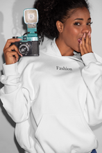 Load image into Gallery viewer, Fashion Hoodie | White