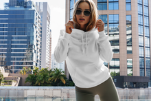 Load image into Gallery viewer, Coco Quote Hoodie | White