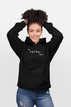 Load image into Gallery viewer, The Future Is Female Hoodie | Black