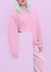 Candy Floss Sweater Unisex