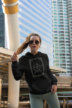 Load image into Gallery viewer, I Party With Gatsby Hoodie | Black
