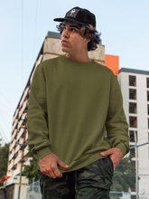 Load image into Gallery viewer, Khaki Sweater | Unisex