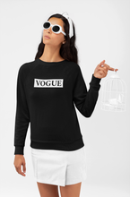 Load image into Gallery viewer, Vogue Jumper | White