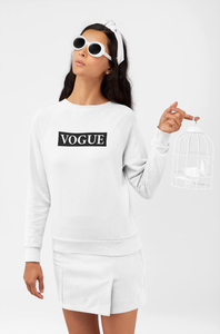 Vogue Jumper | Black