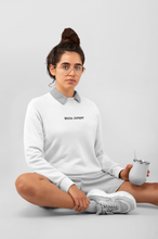 Load image into Gallery viewer, White Jumper | White