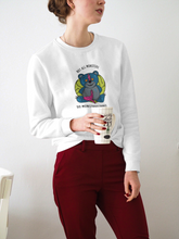 Load image into Gallery viewer, Monster Jumper | White
