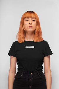 Nothing To Wear T-Shirt | Black