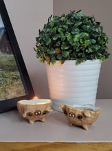 Load image into Gallery viewer, Piggy candle holders