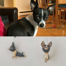 Load image into Gallery viewer, Furbaby ornament commissions