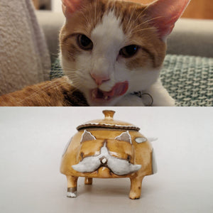 Furbaby ornament commissions
