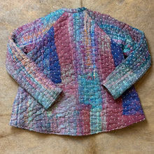 Load image into Gallery viewer, Pastel Kantha Jacket
