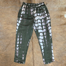 Load image into Gallery viewer, Straight Leg Shibori Dyed Trousers