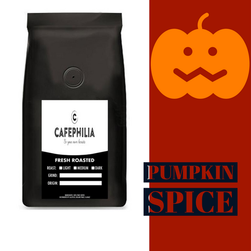 coffee, best coffee, premium coffee, Pumpkin Spice, Flavored coffee