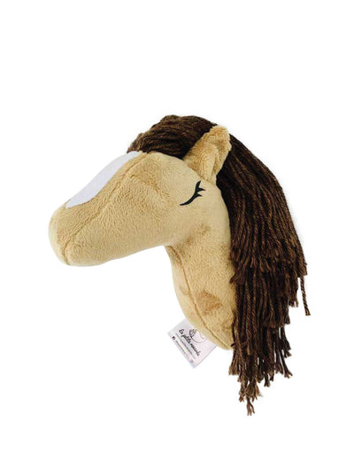 La petite renarde P Light Brown Horse Small