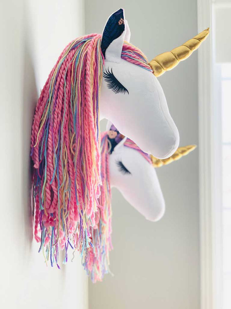 La petite renarde P Multicolor Unicorn