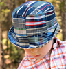 Trick Sun Hat Newborn to 6 to 12 Months 2 3 4 Years