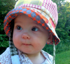 SALE Trick Sun Hat Newborn to 6 Months