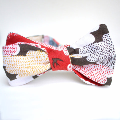 Bow Tie Freestyle Organic Butterfly Diamond Point