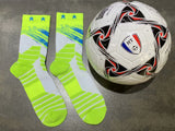 Wholesale soccer socks adult towel bottom short sports socks JCB6031 football socks