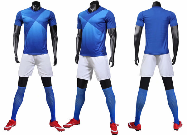 LIB1902 men soccer jerseys football uniform soccer shirts kits