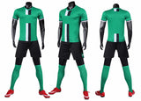 New design personalized team soccer jersey wholesale LIB2001 men soccer uniforms more kits