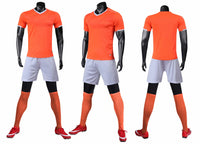 LIB2002 men soccer jerseys football uniform soccer shirts set