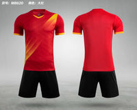 Custom soccer jerseys men and kids soccer jerseys M8620 wholesale soccer uniforms team soccer jersey