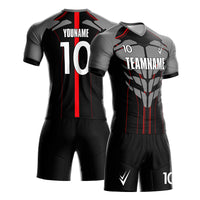 Custom soccer jersey YB131 diy team soccer uniforms new design football kits wholesale soccer jerseys