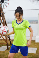 Wholesale soccer jersey women soccer jersey girls soccer uniforms w2002 team women football kits