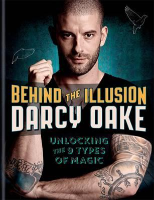 Darcy Oake: Behind the Illusion - Book