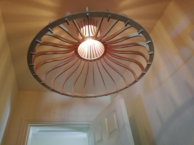 Geometric Chandelier  - No.1