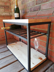 Wine and Spirits Rack
