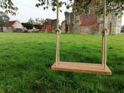 Large Oak Garden Swing