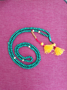 Green Wood Prayer Beads (200 Count)