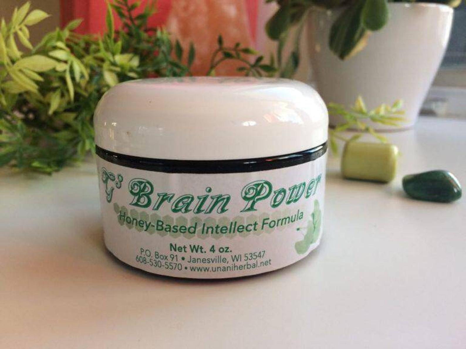 G3 Brain Power - Tea Paste