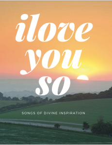 Booklet: I Love You So - Divine Songs