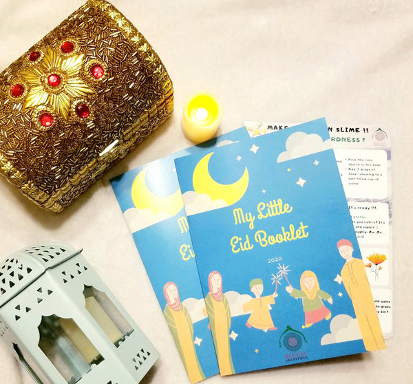 My Little Eid Booklet (Print or PDF)