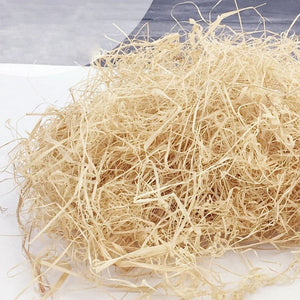 Eco Friendly Natural Raffia Jute Packing Filler