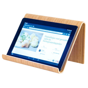 Eco Friendly Wooden Tablet Stand for iPad Mini/ Pro/ Air